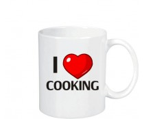 I love cooking